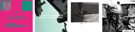 Albums 2013 rack