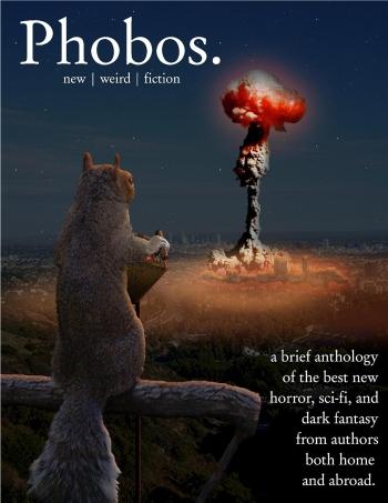 Phobos 3 cover