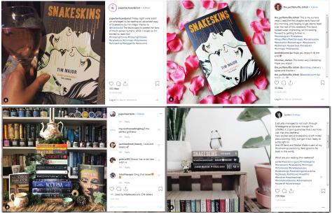 Snakeskins on Instagram