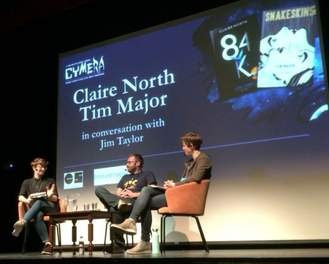 Claire North & Tim Major