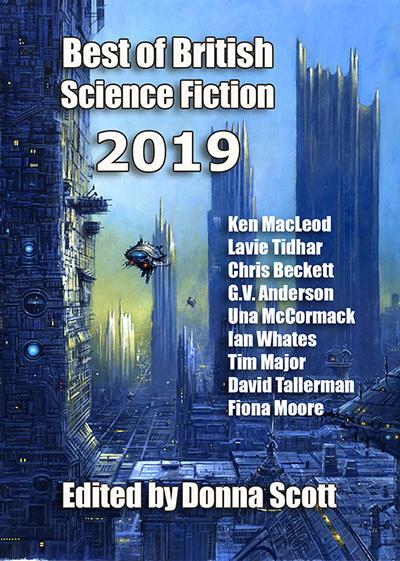 Best of British SF 2019