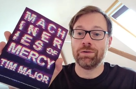 Machineries of Mercy by Tim Major