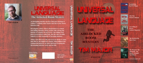 Universal Language dust jacket