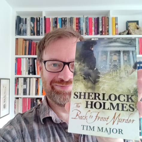Sherlock Holmes: The Back to Front Murder